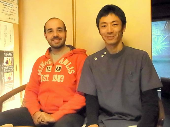Very good experiene feeling the Japanese therapy.